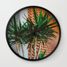 Hello, Goodbye Wall Clock