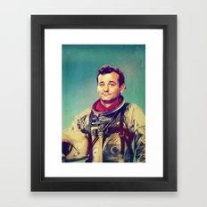 Space Murray Framed Art Print