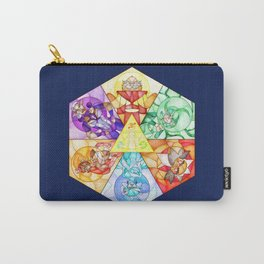The Seven Sages Carry-All Pouch