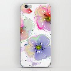 summer life iPhone & iPod Skin