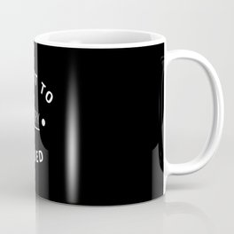 I want to marry my bed Coffee Mug