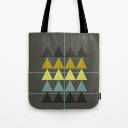 disguise forest || spring neon Tote Bag