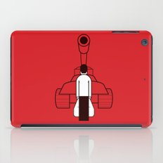 Tankman iPad Case