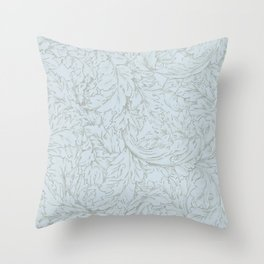 "William Morris ""Acanthus Scroll"" 2. Throw Pillow"