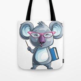 Koala Teacher Kids Pre-School Elementary Tote Bag
