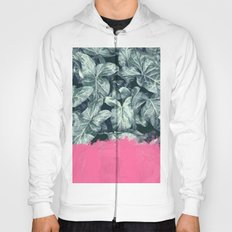 Pink Sorbet on Jungle Hoody