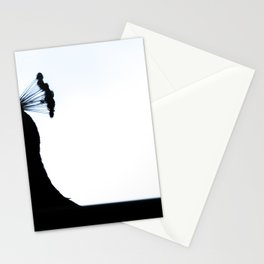 Peacock. Stationery Cards