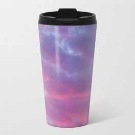 Cloudy Sunset Travel Mug
