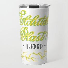 Critical Role - Eldritch Blast (Fjord) Travel Mug