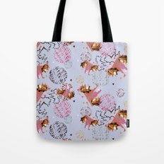 States of Wherever Tote Bag