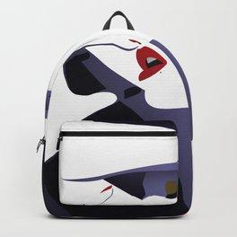 Elegance Woman Backpack