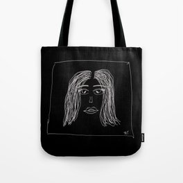 Dazed Eyes Full of Broken Dreams Tote Bag