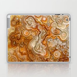 Crazy Lace Laguna Agate Laptop & iPad Skin