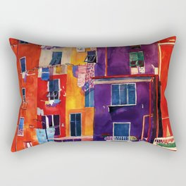 Portovenere Rectangular Pillow