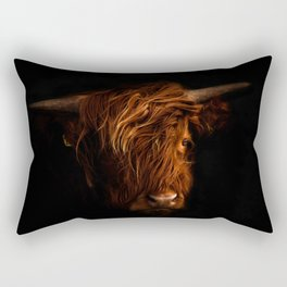 Highland Beauty Rectangular Pillow