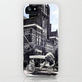 Historic Bardstown Carriage iPhone Case