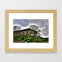 Nottingham Castle Framed Art Print