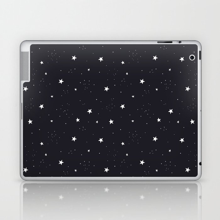 stars pattern Laptop & iPad Skin