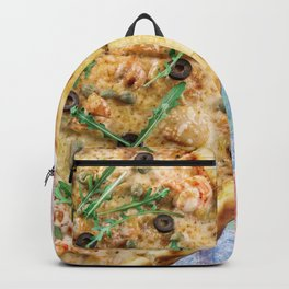 Pizza Power! Backpack