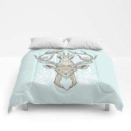 Friends & Birds Comforters
