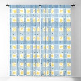 Meet you at Luke's Pattern Print Blackout Curtain