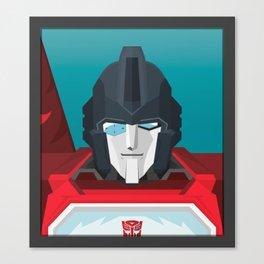 Perceptor MTMTE Canvas Print