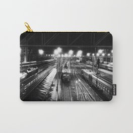 Novosibirsk - Main railway station. Carry-All Pouch