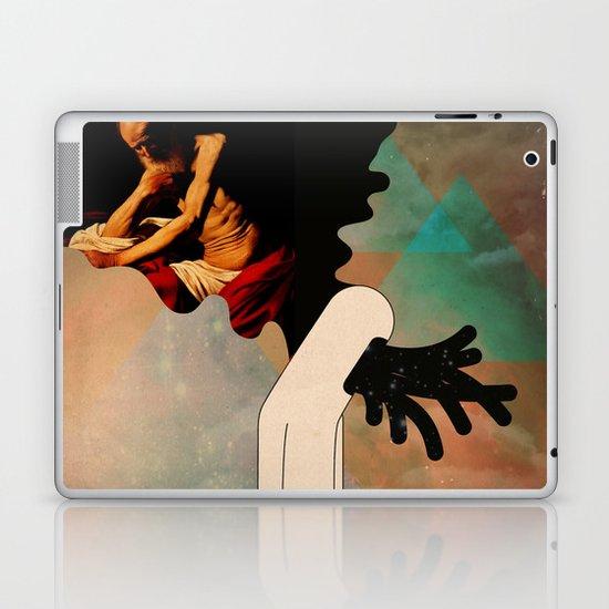 testa fusa Laptop & iPad Skin