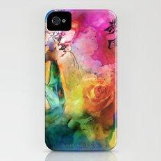 Geisha Rose Slim Case iPhone (4, 4s)