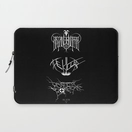 The Best Ever Death Metal Bands Out Of Denton Laptop Sleeve