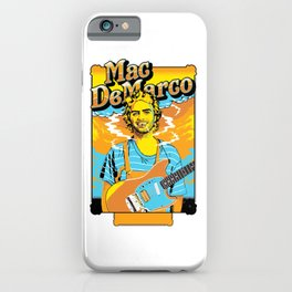 Mac The Marco iPhone Case