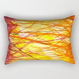 Hot Heat Ha! Rectangular Pillow