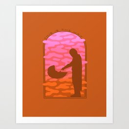 """""""Foundlings"""" by Doodle by Meg Art Print"""