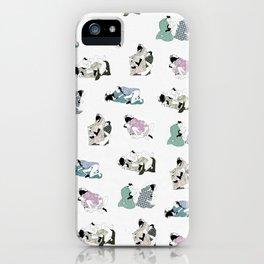 Shunga // part.1 iPhone Case