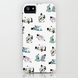 Shunga // part.1 iPhone Case
