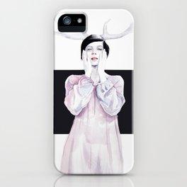 Dementia iPhone Case