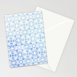 SOFT WATERCOLOR ORNAMENT Stationery Cards