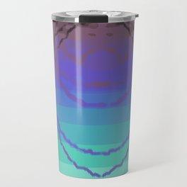 Psychedelica Chroma XXV Travel Mug