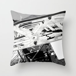 Wing Support Throw Pillow