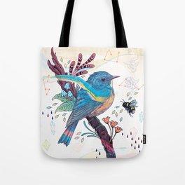 Bluetail Tote Bag