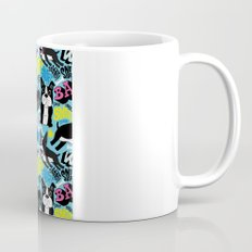 Boston Terrier Pattern Coffee Mug