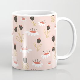 Chocolate flowers Coffee Mug