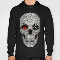 Lace Skull Light Hoody