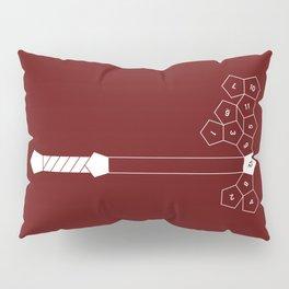 Dwarven Battle Axe Pillow Sham