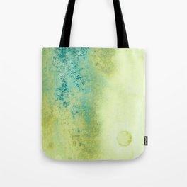 Cerulean Speckled Tote Bag