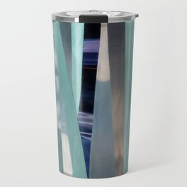 Sea(scapes)stripes Travel Mug