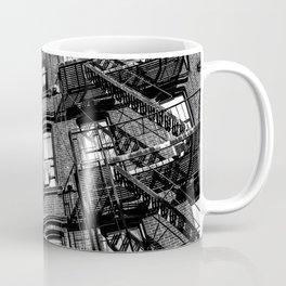 Manhattan Ladders Coffee Mug