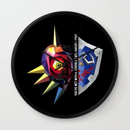 The Final Day Wall Clock