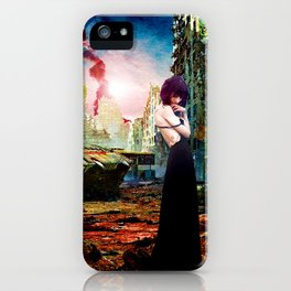 Ruins of Forgotten Time iPhone Case