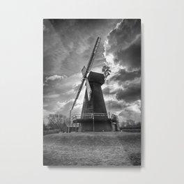 Davidsons Mill Metal Print